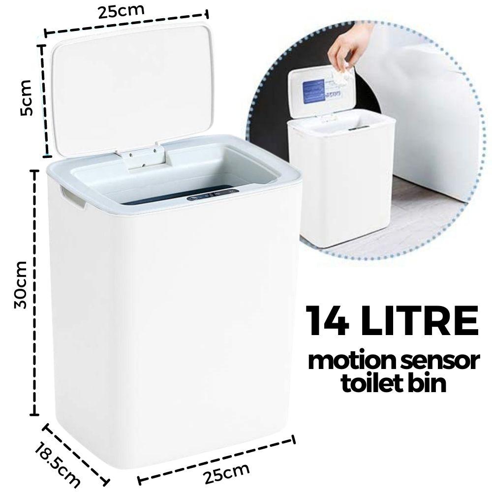 buy toilet waste bin online